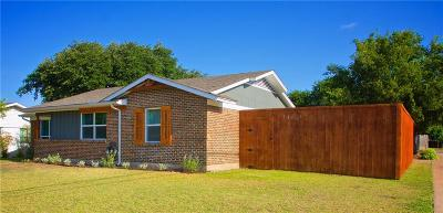 Dallas County Single Family Home For Sale: 706 Westover Drive