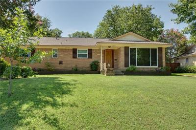 Dallas Single Family Home For Sale: 2347 Saint Francis Avenue
