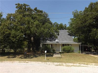 Wise County Single Family Home Active Option Contract: 310 W Lamar