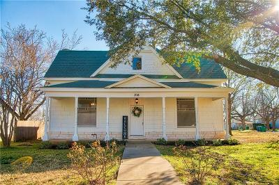 Grayson County Single Family Home For Sale: 316 W South Street