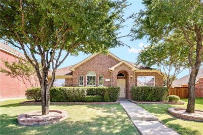 Frisco Single Family Home For Sale: 7109 Bramblebush Drive