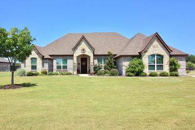 Parker County Single Family Home For Sale: 153 Oakwood Creek Lane
