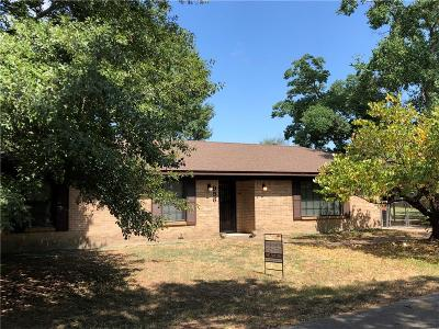 Freestone County Single Family Home For Sale: 956 Faircrest Drive