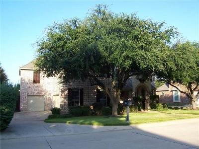 Highland Village Single Family Home Active Option Contract: 940 Excalibur Drive