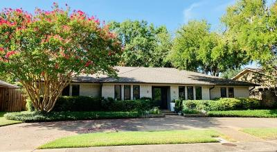 Dallas County Single Family Home For Sale: 6256 Highgate Lane