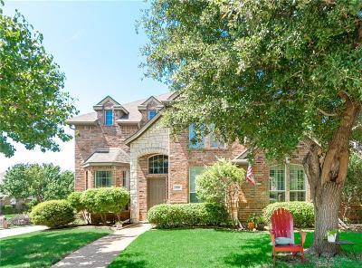 Rockwall Single Family Home For Sale: 1350 Leeward Drive
