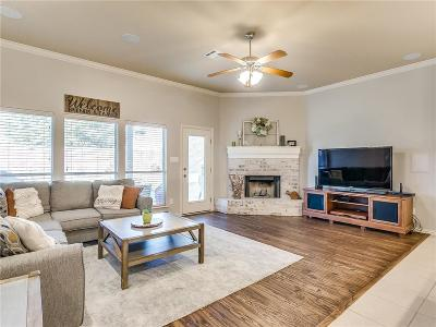 Weatherford Single Family Home For Sale: 1616 Salado Trail