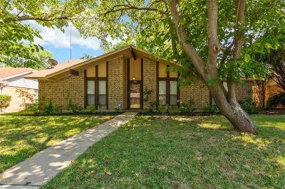 Garland Single Family Home For Sale: 1010 Carriagehouse Lane