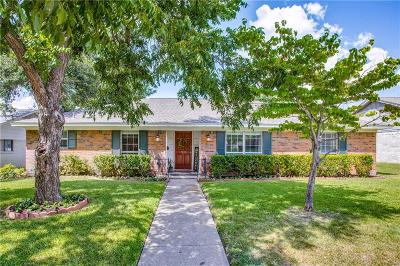 Dallas Single Family Home For Sale: 7635 Querida Lane