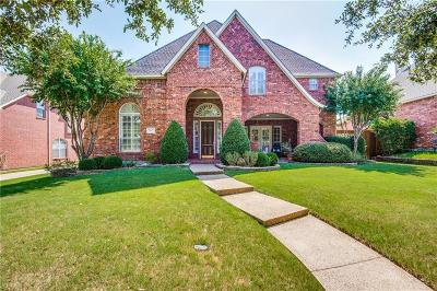 Lewisville Single Family Home For Sale: 1027 Sir Lancelot Circle