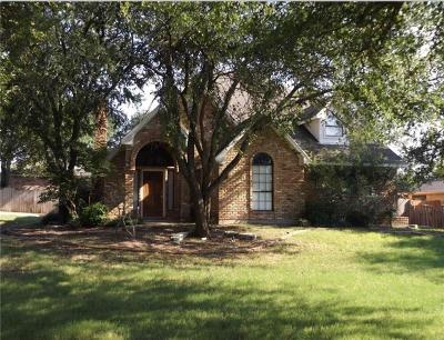 Parker County, Tarrant County, Hood County, Wise County Single Family Home For Sale: 201 Aqua Vista Drive