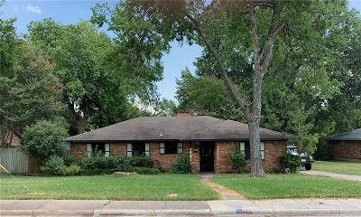 Desoto Single Family Home For Sale: 540 Rockcreek Drive
