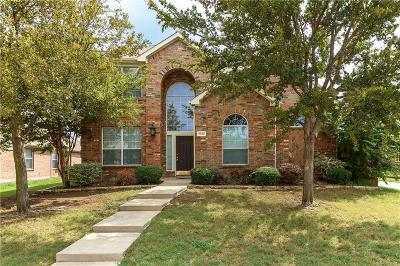 Frisco Residential Lease For Lease: 11520 Bermuda Way