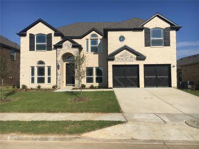 Little Elm Single Family Home For Sale: 1449 Benavites Drive