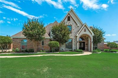 Forney Single Family Home For Sale: 10860 Bradley Circle