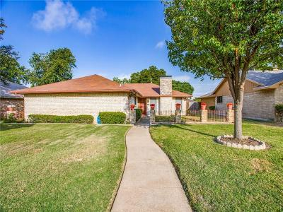 Dallas Single Family Home For Sale: 4203 Cinnabar Drive