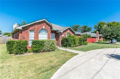 Collin County Single Family Home For Sale: 1208 S Ballard Avenue