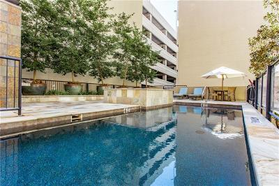 Fort Worth Condo For Sale: 411 W 7th Street #402