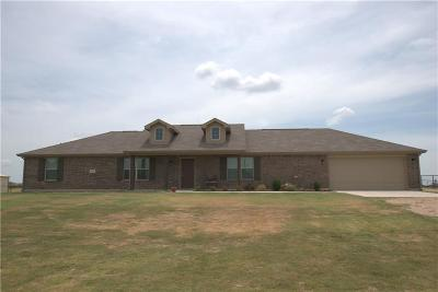 Archer County, Baylor County, Clay County, Jack County, Throckmorton County, Wichita County, Wise County Single Family Home For Sale: 769 County Road 3690