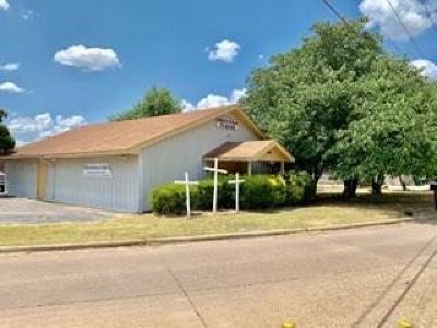 Dallas County, Collin County, Rockwall County, Ellis County, Tarrant County, Denton County, Grayson County Commercial For Sale: 12908 Seagoville Road