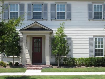 Frisco Residential Lease For Lease: 8447 Canal Street