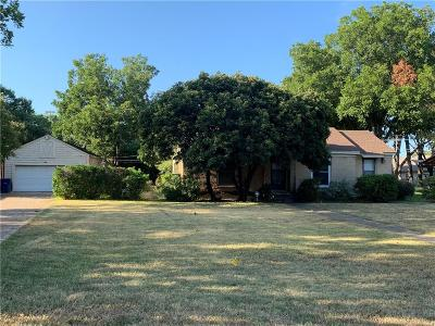 Dallas Single Family Home For Sale: 4169 Rosa