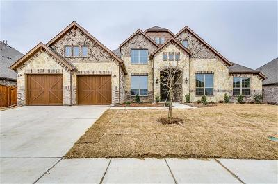 Rockwall Single Family Home For Sale: 1163 Lucca