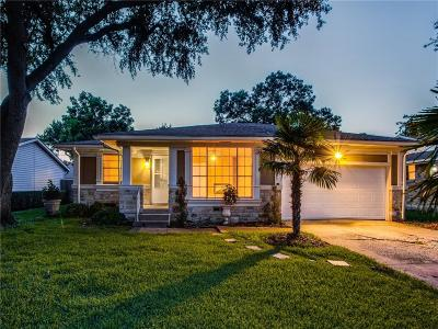 Dallas Single Family Home For Sale: 3325 Ruidosa Avenue