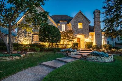 Plano Single Family Home For Sale: 6640 Woodland Hills Lane