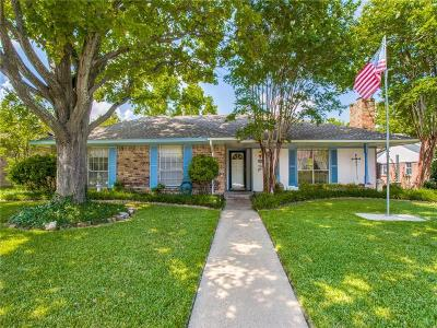 Collin County Single Family Home For Sale: 2505 Winterstone Drive