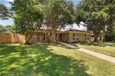Plano Single Family Home For Sale: 4009 Halifax Drive