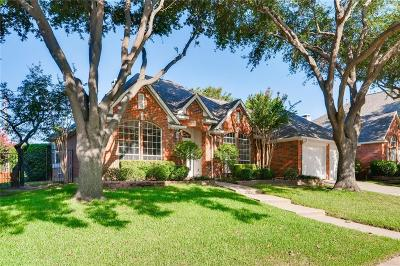 Flower Mound Single Family Home Active Option Contract: 3159 Almond Drive