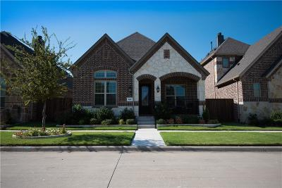 Frisco Single Family Home For Sale: 587 Enfield Drive
