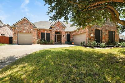 Mesquite Single Family Home For Sale: 2846 Fantail Drive