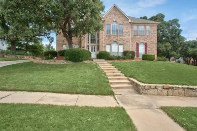 Southlake Single Family Home For Sale: 1700 Egret Lane