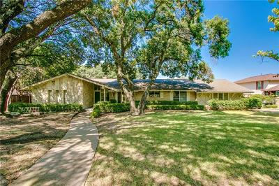 Richardson Single Family Home For Sale: 2505 Custer Parkway