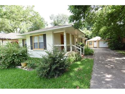 Dallas Single Family Home For Sale: 5224 Parkland Avenue