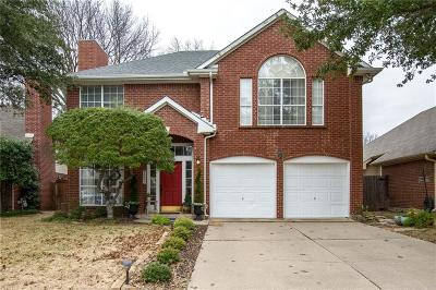 Flower Mound TX Single Family Home For Sale: $305,000