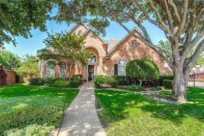 Colleyville Single Family Home For Sale: 6911 Wandering Way