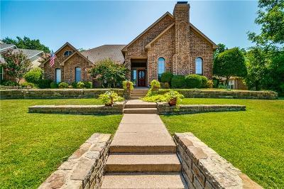 Garland Single Family Home For Sale: 1313 Stonecreek Court
