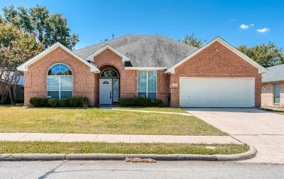 Rowlett Single Family Home For Sale: 7006 Lakeshore Drive
