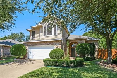 Garland Single Family Home For Sale: 901 Mill Spring Drive