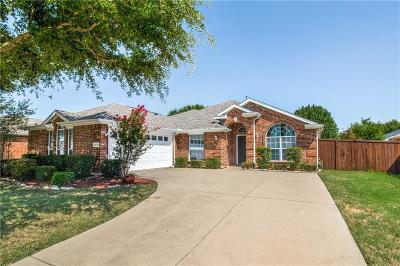 Frisco Single Family Home For Sale: 15748 Wrangler Drive