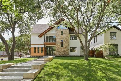 Dallas County, Collin County, Rockwall County, Ellis County, Tarrant County, Denton County, Grayson County Single Family Home For Sale: 3101 Amherst Avenue