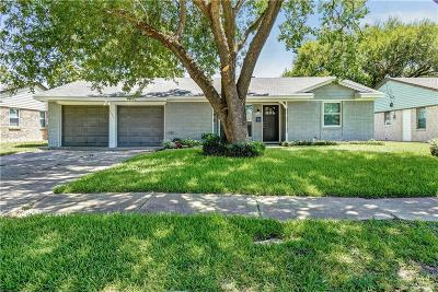 Mesquite Single Family Home For Sale: 2702 Cumberland Drive