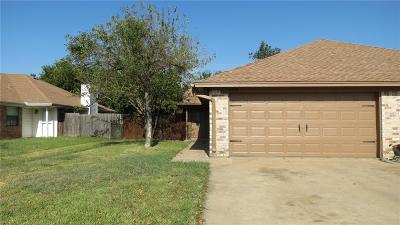 North Richland Hills Residential Lease For Lease: 6634 Parkview Lane