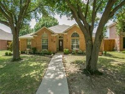 Frisco Residential Lease For Lease: 5409 Lebeau Lane