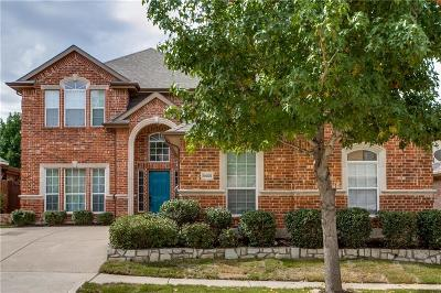 McKinney Single Family Home For Sale: 8405 White Stallion Trail