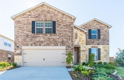 Forney Single Family Home For Sale: 2107 Dorsey Drive