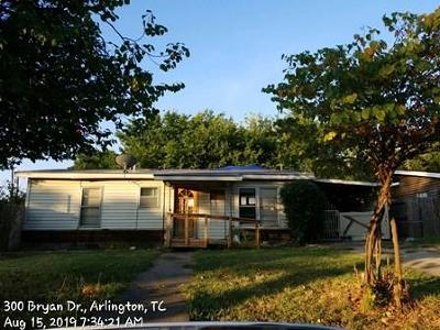Arlington Single Family Home For Sale